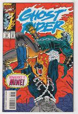 Ghost Rider #39 (Jul 1993, Marvel) [Vengeance] Howard Mackie Ron Garney X