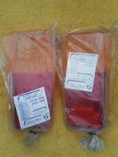 Leyland Classic mini Clubman And Mk2 Austin Morris Rear Lamp Lens Nos one pair