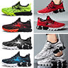 Fashion Blade Men Running Sneakers Breathable Outdoor Light Athletic Sport Shoes