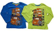 Disney Langarm Jungen-T-Shirts & -Polos aus 100% Baumwolle