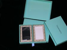 Tiffany & Co. Playing Cards 2 Decks Sealed in Original Box NIOB Don't Miss This!
