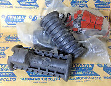Genuine Yamaha RX100 RXS YL1 YL2 RS100 LS2 LS3 AS1 Front Footrest Rubber NOS