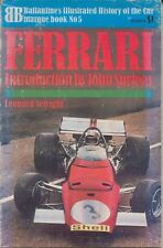 Ferrari Ballantines Illustrated History of the Car No. 5  P/B by Setright 1970