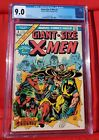 GIANT SIZE X MEN #1 CGC 9.0 (1975) FIRST NEW X MEN 2ND WOLVERINE APPEARANCE