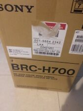 Sony BRC-H700 PTZ Conferenc Video Camera BRC H700--Sealed Box