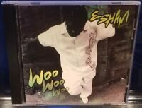 Esham - Woo Woo Woo CD Single insane clown posse psychopathic records natas icp