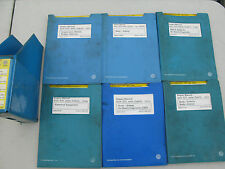 VOLKSWAGEN REPAIR MANUAL FOR 1993 GOLF / GTI / JETTA / CABRIO (SLIPCASE 5 OF 6)