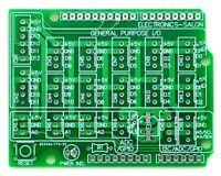 5x I/O Extension PCB for Arduino UNO R3 Board DIY.