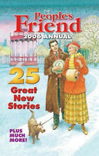 The People's Friend Annual 2006,,Excellent Book mon0000124523
