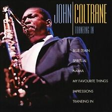JOHN COLTRANE - TRANEING IN [BIRDLAND] NEW CD