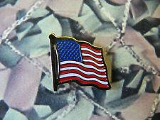 United States Of America Flag Enamel Lapel Badge USA