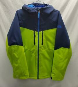 The North Face Chakal Snow Ski Winter Snowboard Jacket Lime Green Size Large NEW