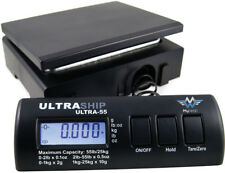 Paketwaage My Weigh Ultraship55 Silber 25kg Teilung 2g/10g