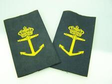Navy Naval epaulette slider pair                              3503