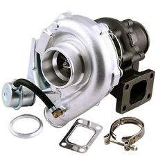 T3/T4 T04E V-BAND Turbocharger Turbo .63 A/R with Internal Wastegate Universal
