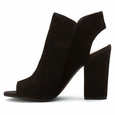 High (3 in. and Up) Block Open Toe Medium (B, M) Heels for Women