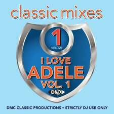 DMC Adele Megamixes and 2 Trackers Mixes Remixes DJ CD Ft Skyfall Souful Remix