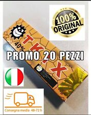 20pezzi Di Tktx Yellow 40 % ORIGINALI -bollino Oro- Spedizione 24h! Promozione