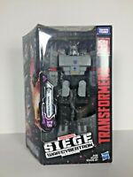 Transformers Siege War for Cybertron Megatron Voyager Class Action Figure