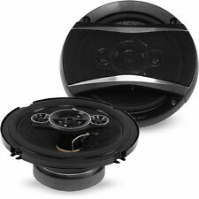 "Pioneer TS-A1686R 700W 6.5"" 4-Way TS-A-Series Coaxial Car Stereo Speakers"