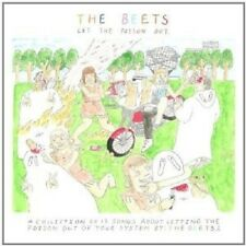 THE BEETS - LET THE POISON OUT  CD ALTERNATIVE ROCK NEU