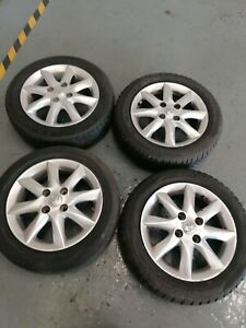 Toyota Aygo Alloy Wheels And Bolts