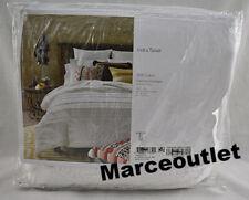 Sky Home Indra Tassel KING Duvet Cover & Shams Set White