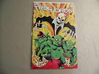 Trollords #1 (Tru Studios 1986) 2nd Print / Free Domestic Shipping