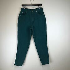 Chic Jeans - Relaxed Fit Tapered Leg Green - Tag Size: 16 (29x29) - #6192