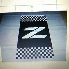 Banner Flag 3x5FT Wall Garage FOR Nissan Datsun Z Flag Free Shipping