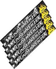 Wunderkerzen Super Long (30 cm) 5 Pack , pro Pack 10 Stück , Gesamt = 50 Stück