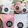 WHOLESALES 5 - 100 PCS 12*19cm SIZE FLOWER CANDY COOKIES SOAP GIFT BAGS