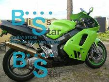 Green ABS Fairing Kit Fit Kawasaki Ninja ZX9R ZX-9R 1995 1996 1994-1997 04 A1