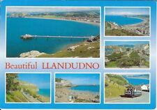 Wales: Beautiful Llandudno Multiview - Posted 1999