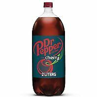 Dr Pepper Cherry 2 Liter Bottle