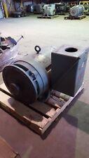 400 HP Siemens-Allis Electric Motor, 3600 RPM, 447TDZ Frame, DP, 460 V, Type RGF