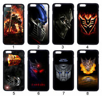 Transformers Autobots Decep For iPhone iPod Samsung LG Moto SONY HTC HUAWEI Case