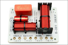Pack of 2 - 150W 3-Way Speaker Crossover Audio Frequency Divider 1KHz~5KHz