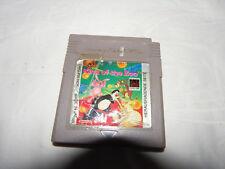 Nintendo gameboy jeu-King of the Zoo