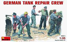 MODEL KIT MIN35011 - Miniart 1:35 - German tank repair crew