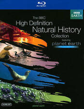 BBC Natural History Collection (Blu-ray Disc, 2012, 10-Disc Set) *FREE SHIPPING*