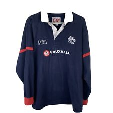 New listing Vtg Cotton Traders Leicester Tigers Union 2001-2002 Long Sleeve Rugby Shirt L