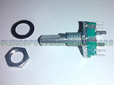 Rotary Encoder 5 pin (Top Clickable Switch) Arduino Raspi LinuxCNC PIC AVR - UK