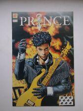 PIRANHA MUSIC: PRINCE: ALTER EGO #1, 1ST PRT, PHOTO BACK COVER, 1991, VF/NM(9.0)