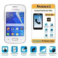 3x PELLICOLA PROTETTIVA per Samsung Galaxy Pocket 2 G110H FRONTE + PANNO