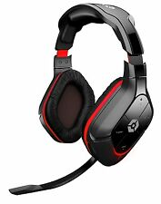 Gioteck HC5 Wireless Gaming Headset & Mic PS3 PS4 XBox ONE 360 PC Mac Headphones