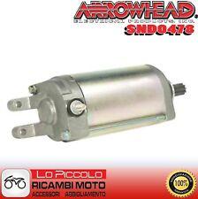 SND0478 MOTORINO AVVIAMENTO ARROWHEAD CAN-AM DS 650 / X 2007