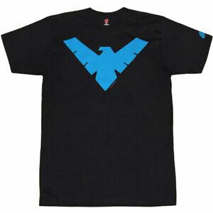 Nightwing Symbol Logo T-Shirt