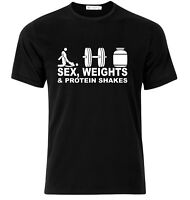 GYM Motivational Funny Black Beautiful T-Shirt - Available M L XL