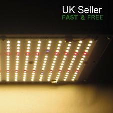 Samsung LM301H 3500K Quantum Board V3 120W LED Grow Light Kit Deep / Far Red UV